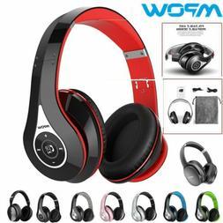 Mpow 059 H10 Bluetooth Headphone Over Ear Hi-Fi Stereo Wirel
