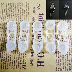 10pcs silicone gel eartips ear tips buds