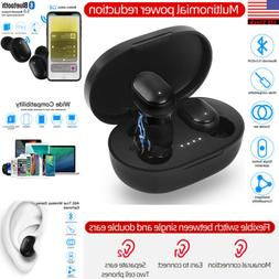 2019 New A6S TWS Stereo Airdots Headset Bluetooth 5.0 Earpho