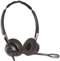 Jabra 2400 II Duo USB MS BT Bluetooth Headset - Black