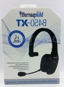 VXi Blue Parrot B450-XT Noise Cancelling Trucker Bluetooth H