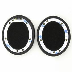 2X Soft Foam Round Earpad Cushion Pads For Beats By Dre Solo