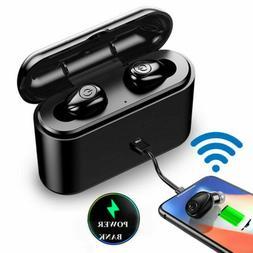 5.0  Bluetooth Headset Stereo Sport Wireless Wireless Headph