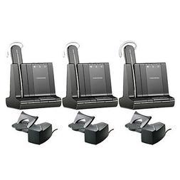 Plantronics 86507-01 Savi W745 Wireless Noise-Canceling Head
