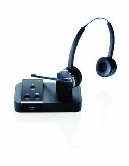 Jabra PRO 9450 Duo Flex-Boom - Professional Wireless Unified