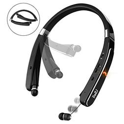 Bluetooth Headset, Bluetooth Headphones-LBell 30 Hrs Playtim