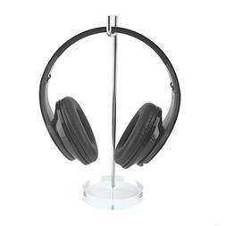 Geekria EJJ-0012-01 Acrylic Aluminum Headphone Stand Display