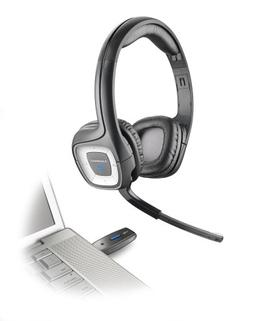 Plantronics Audio 995 USB Multimedia Headset with Noise Canc