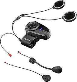 Sena 10S-01 Single Bluetooth Headset & Intercom Motorcycle C