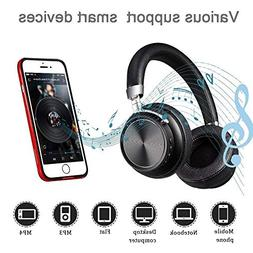 Wireless Gaming Headset, DIWUER Bluetooth Over-Ear Headphone