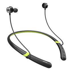Mpow Active Noise Cancelling Bluetooth Headphones, V4.2 Blue