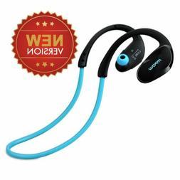 Mpow APT-X Bluetooth4.1 Cheetah Headset Running Sport Sweatp
