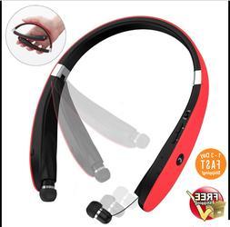 Audifonos Bluetooth Banda para cuello plegable auriculares p