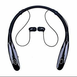 Auriculares Bluetooth Audifonos Cuello Plegable Earbuds para