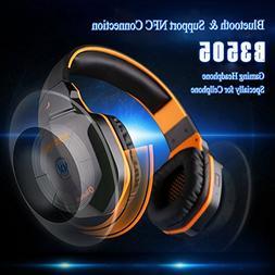 KOTION EACH B3505 Wireless Bluetooth Headphones Headband Gam