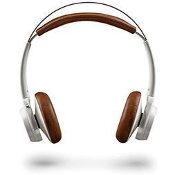 Plantronics BackBeat Sense Wireless Headphones + Mic - White