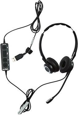 Biz 2400 II Duo USB Headset