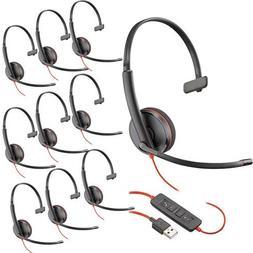 Plantronics Blackwire 3210, USB-A Headset