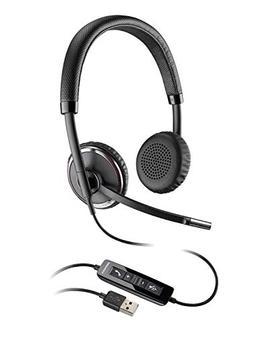 Plantronics Blackwire 500 C520-M USB Binaural Microsoft-Cert