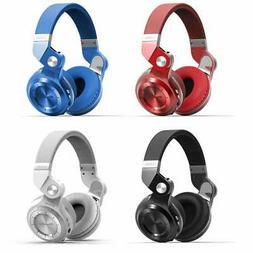 Bluedio Bluetooth 4.1 Stereo Headsets T2 Plus Hi-Fi Wireless