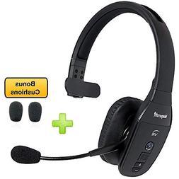 BlueParrott B450-XT Bluetooth Headset - 204010-AC Bonus Pack
