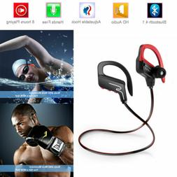 Bluetooth 4.1 Wireless Headset Headphone Sport For iPhone Sa