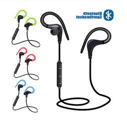 Bluetooth 4.1 Wireless Stereo Earphone Earbuds Sport Headset