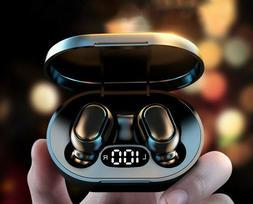 bluetooth 5 0 deep bass earbuds headset