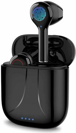 Bluetooth 5.0 Headset Wireless Earphones Earbuds Stereo Nois
