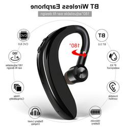 Mpow Bluetooth 5.0 Headset Wireless Headphone Earpiece Hands