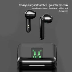 Bluetooth 5.0 Touch Control Wireless With Power Bank Stereo