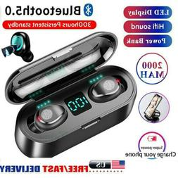 bluetooth 5 0 tws wireless earphones twins