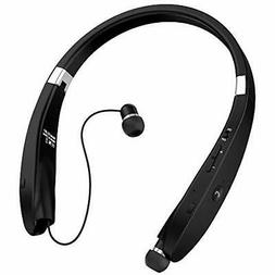 Bluetooth Headphones, Wireless Bluetooth Headset, Wireless F