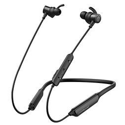SoundPEATS Force Bluetooth Headphones Wireless Neckband Head