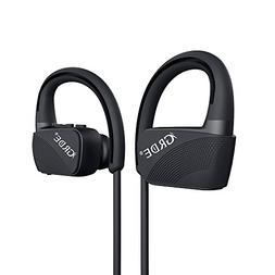 Bluetooth Headphones Wireless Earphones w/ Mic-12Hrs Playtim