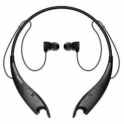 Bluetooth Headphones Wireless Neckband Headset Stereo Noise