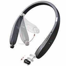 Bluetooth Headphones Wireless Neckband Headset - Sweatproof