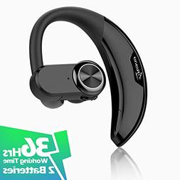 bluetooth headset 36hrs playtime