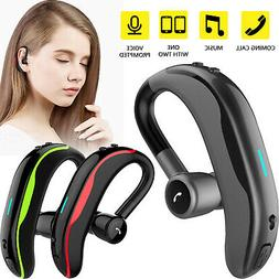 Bluetooth Headset Earbud with Mic For Samsung Galaxy Note 8