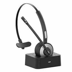 Willful Bluetooth Headset for Cell Phones, Wireless Headset