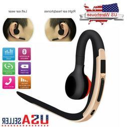 Bluetooth Headset Headphone Earphone For Samsung Galaxy S10