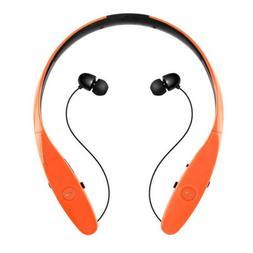 FidgetFidget Bluetooth Headset Neckband Headphone with Retra