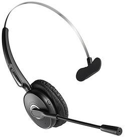 Bluetooth Headset, Noise Canceling Wireless Bluetooth Headse