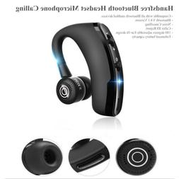 Bluetooth Headset Wireless Earpiece Mic Earbud FOR SAMSUNG G