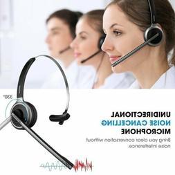 Mpow Bluetooth Headset Wireless Headphone Earphone Over Ear