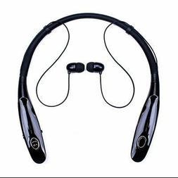 Bluetooth Headset Wireless Magnetic Neckband Earphones with