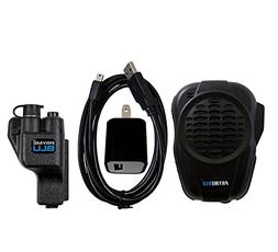 Pryme Bluetooth Speaker Mic + Adapter Motorola XTS5000 XTS30
