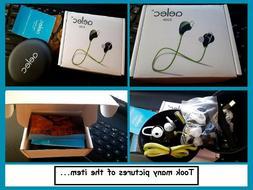 aelec BLUETOOTH WIRELESS EARPHONES HEADPHONES EARBUDS USB CA