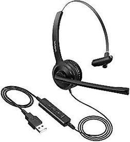 Mpow Bluetooth Wireless Headset Over Ear Computer Headphones