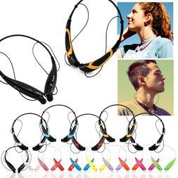 Bluetooth Wireless Headset Stereo Headphone Earphone Sport H
